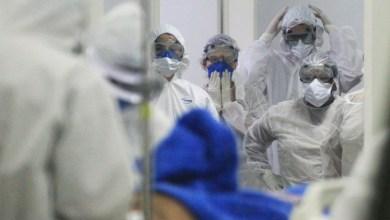 Foto de Internação por problemas respiratórios no Brasil tem alta em meio ao coronavírus
