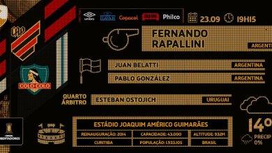 Foto de Jogo do Athletico ao vivo: veja onde assistir Athletico x Colo-Colo na TV e Online pela Libertadores