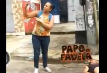 Foto de Mulher é flagrada em vídeo tirando selfie ao lado de um cadáver. Assista