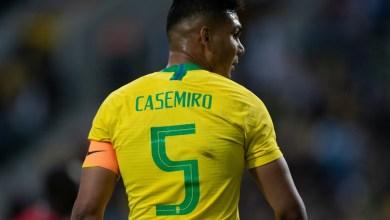 Foto de Casemiro será capitão da Seleção contra a Bolívia, mas Tite não define dono da braçadeira