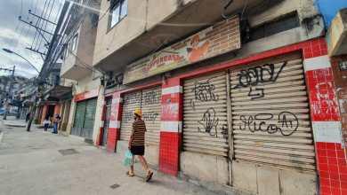 Foto de Traficantes da Mangueira (CV) mandam fechar comércio