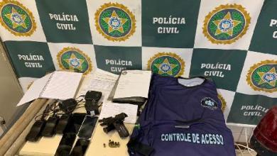 Foto de Milícia em Guadalupe é chefiada por PM e se aliou a traficantes do Muquiço (TCP). Quatro foram presos