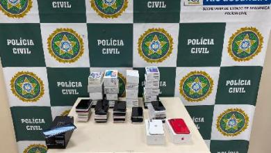 Foto de Tráfico na Nova Holanda (CV) empresta armas para ladrões de celular e exige divisão de lucros com a venda da cargas roubadas
