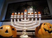 Halloween and Hanukkah