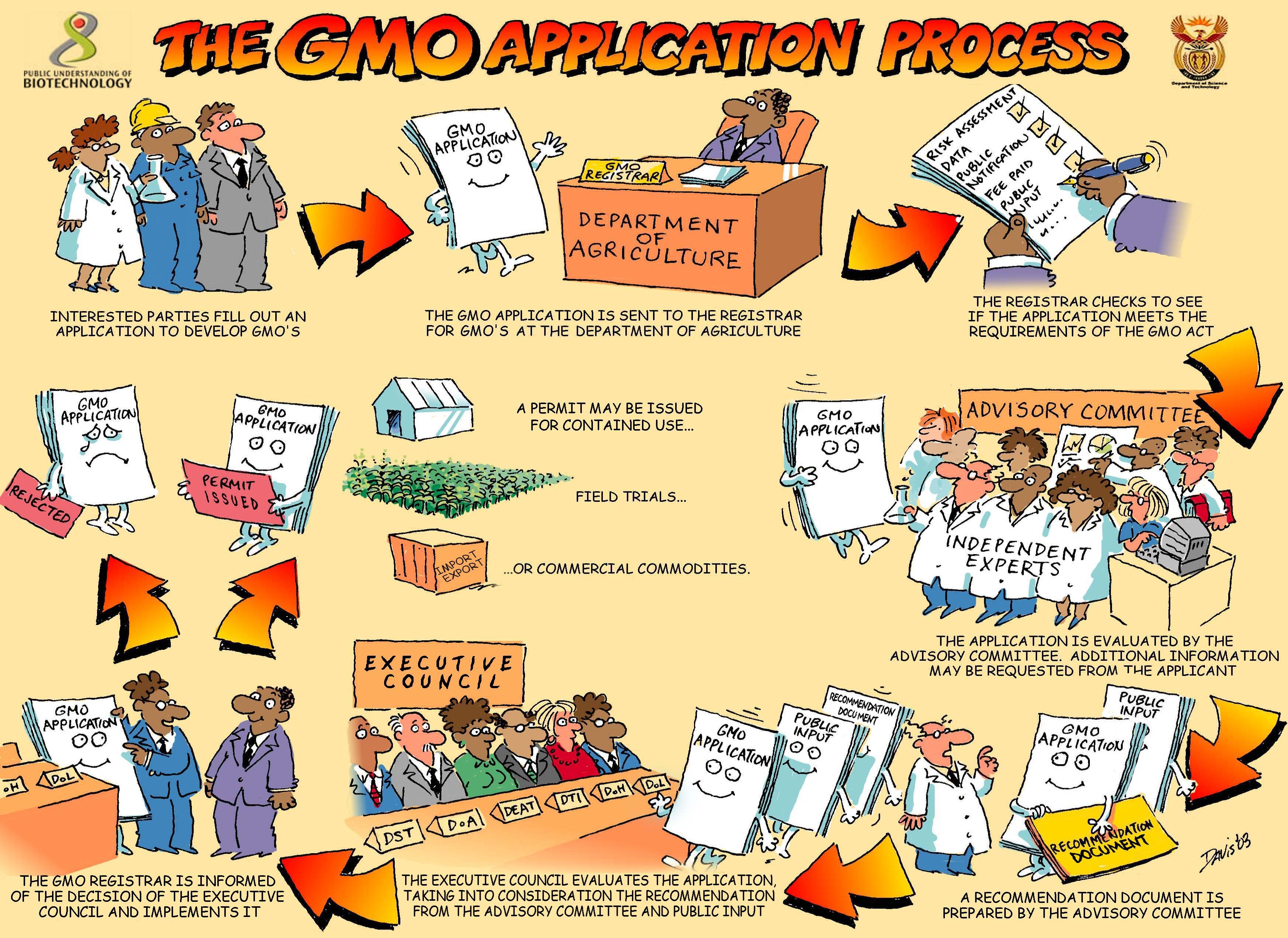 Genetically Modified Foods Activities To Print