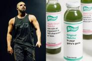 drake matchabar health drink