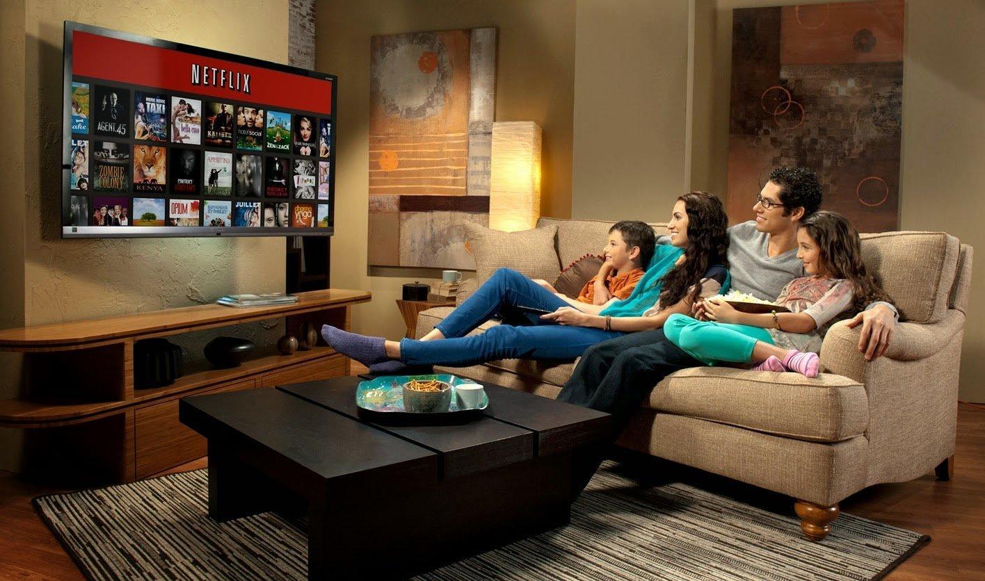 Smart Family Room