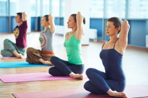 5 Reasons to do Yoga