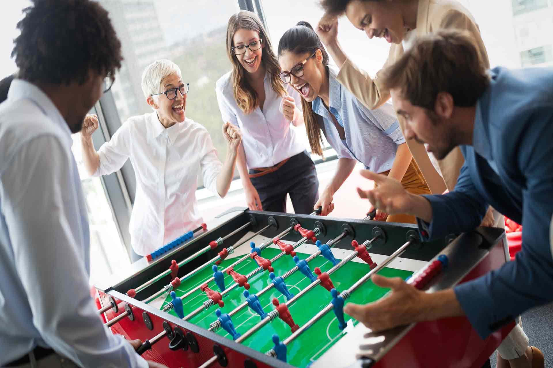 5 Fun Team Building Activities for Work