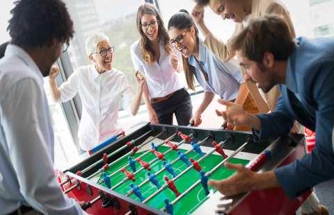 5 Fun Team Building Activities for Work