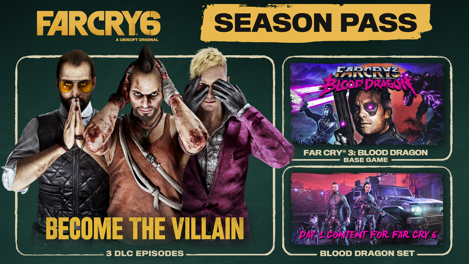Ubisoft reveals post-launch plan for far cry 6!