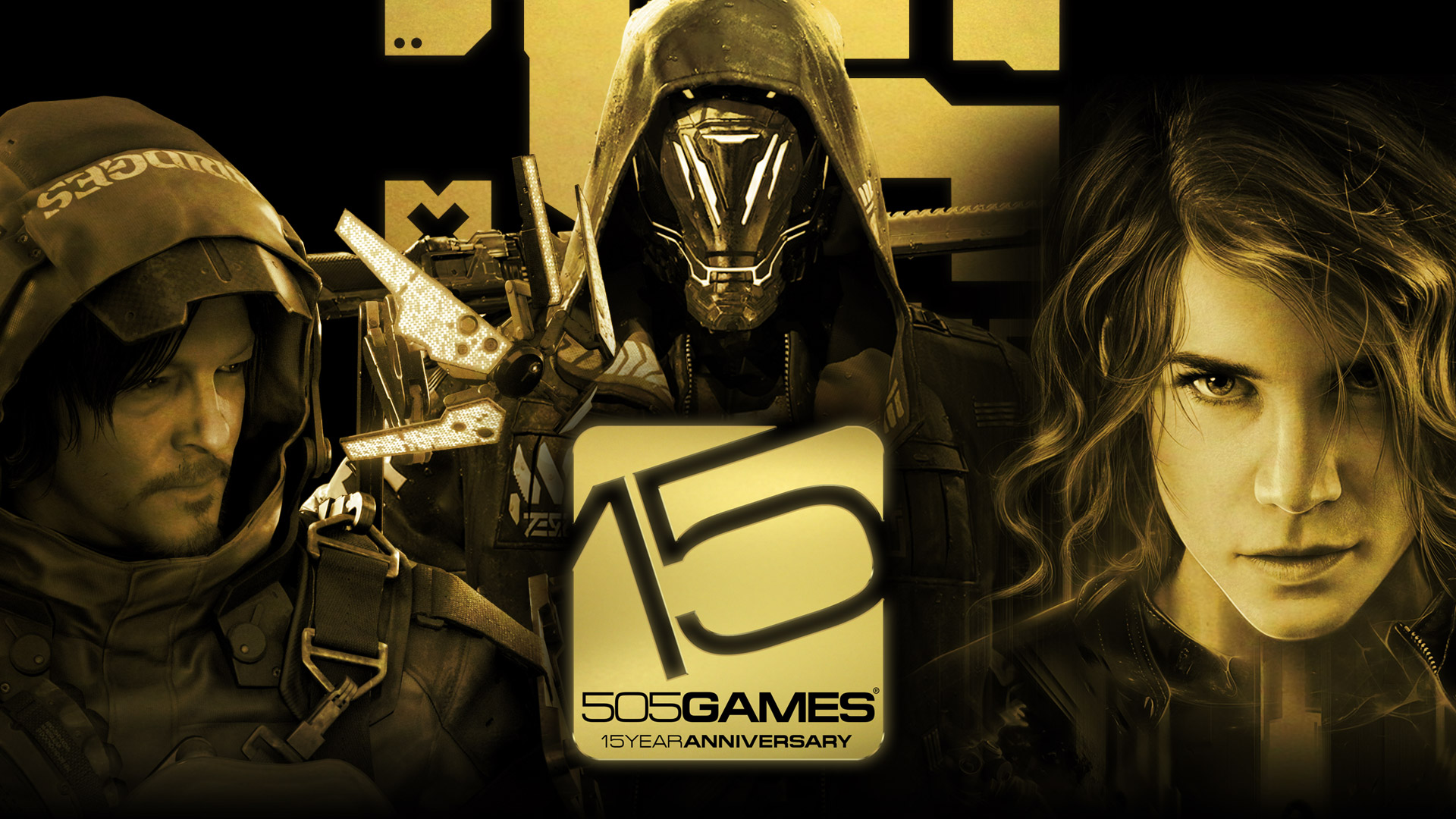 505 games is celebrating their 15th Anniversary With Big Sales!