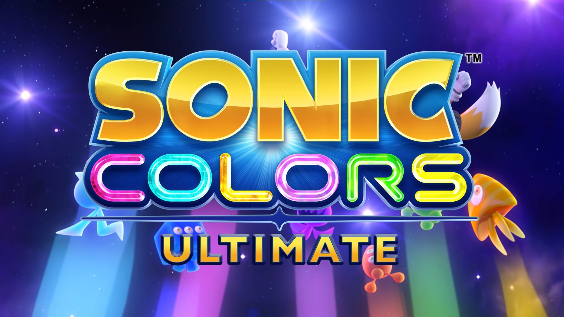 Sonic Colors: Ultimate Is Out Now!