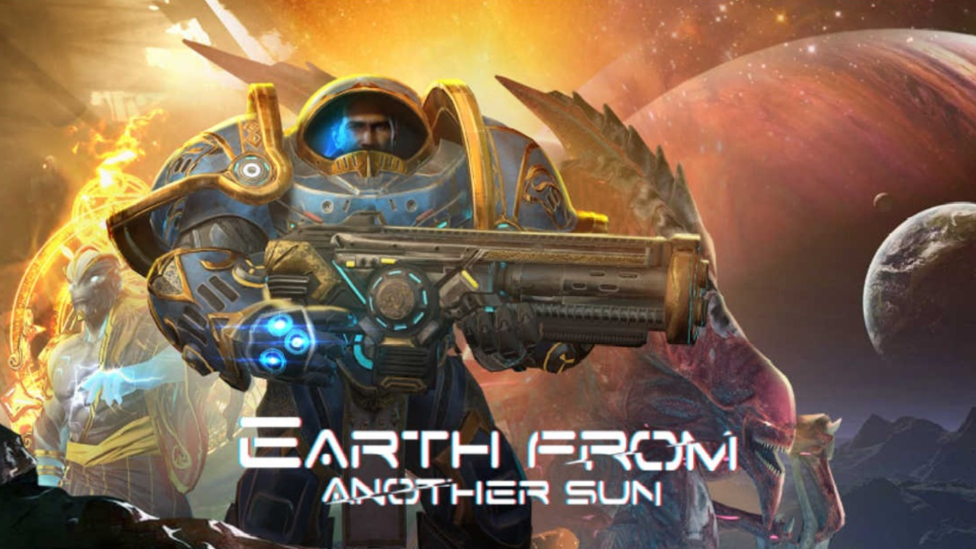 Multiverse Reveals Earth from another sun!