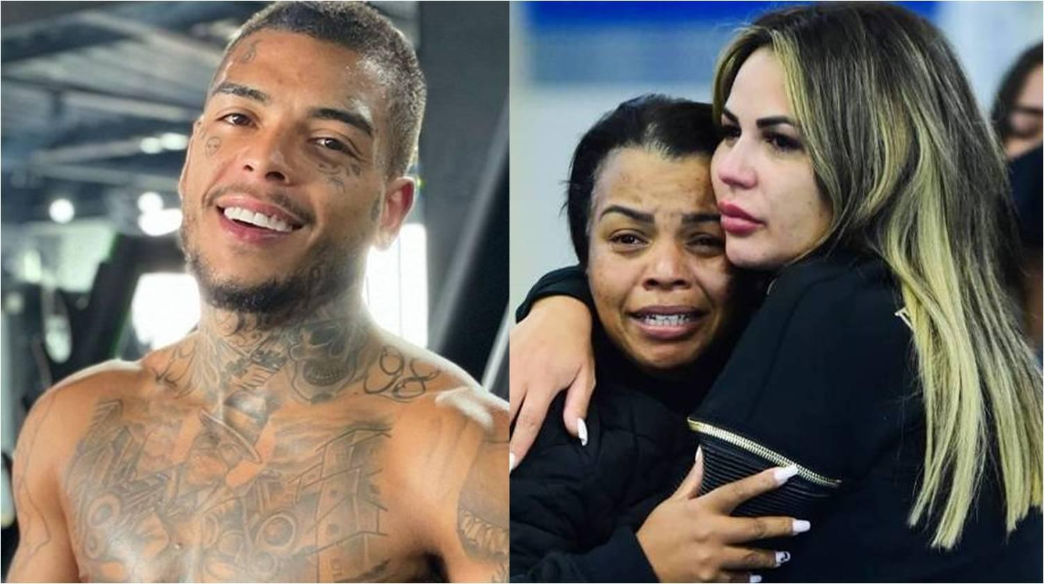"""Briga pela herança? Mãe de MC Kevin não reconhece Deolane Bezerra como  esposa """"Ele não casou,"""