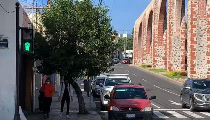 Llegan semáforos Lele a la ciudad de Querétaro - Informe Queretano