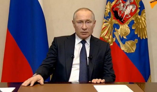 Путин го предупредува СВЕТОТ: Најлошото сè уште не поминало, СТРАТНИТЕ ИЗВЕШТАЈ потребни за да се задуши круната!