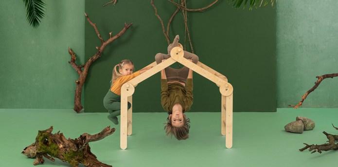 SlothBe – preliezka pre deti navrhnutá slovenskými dizajnérmi