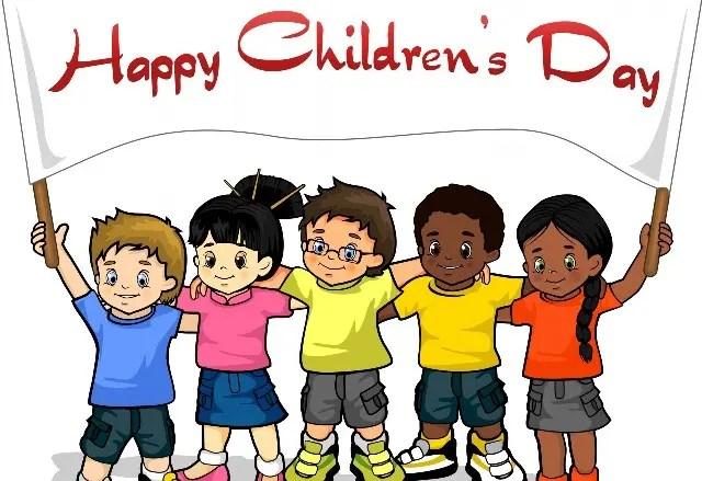1 Qershori: Lumturia mbetet  buzëqeshja e stampuar në buzët e një fëmije.