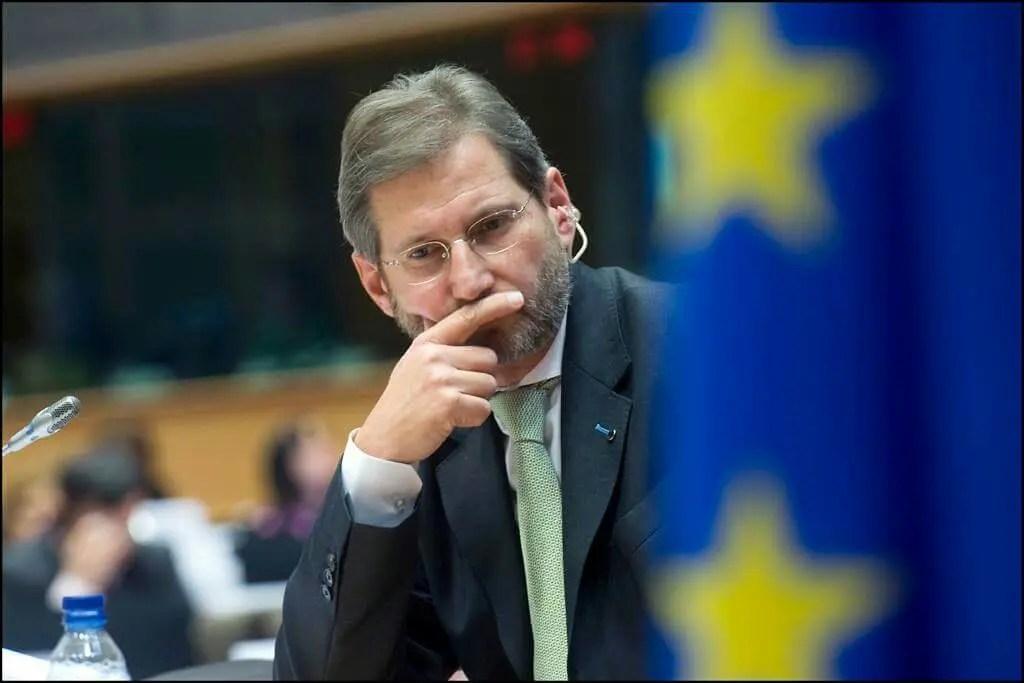 Eurodeputetja e pyet për martesat mes të miturve, Hahn zbulon sa para ka marrë Shqipëria për komunitetin Rom e Egjyptian