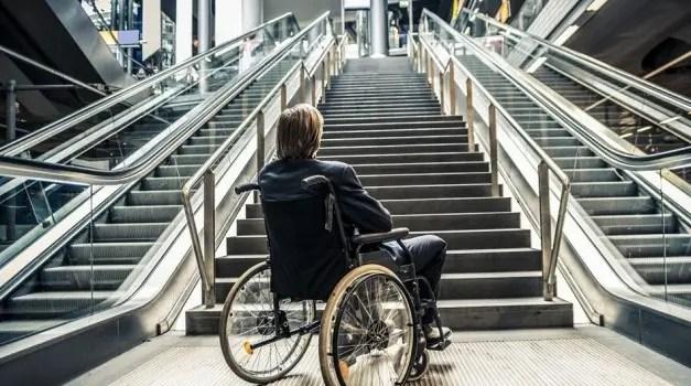 Personat me aftësi të kufizuar(Paraplegjikët, Tetraplegjikët) jo vetëm të diskriminuar , por edhe të përjashtuar nga shoqëria