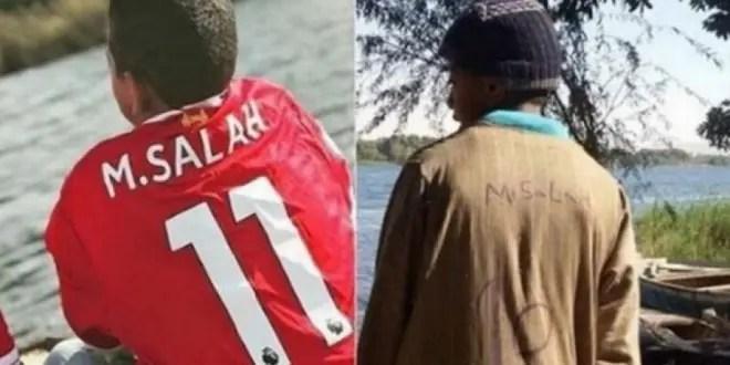 Salah mahnit botën me gjestin e tij…