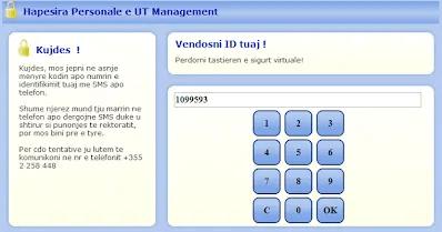 Portali i Universitetit Tiranë prej 1 viti jashtë funksionit: Ja apeli i studentëve