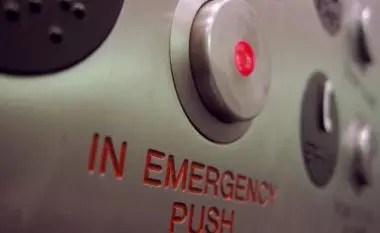 Si mund të shpëtoni nëse këputet ashensori dhe ju jeni brenda,…