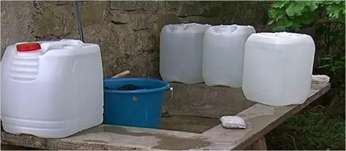 Situatë alarmante: Në Shamoll Korçë 8 km për të siguruar ujë