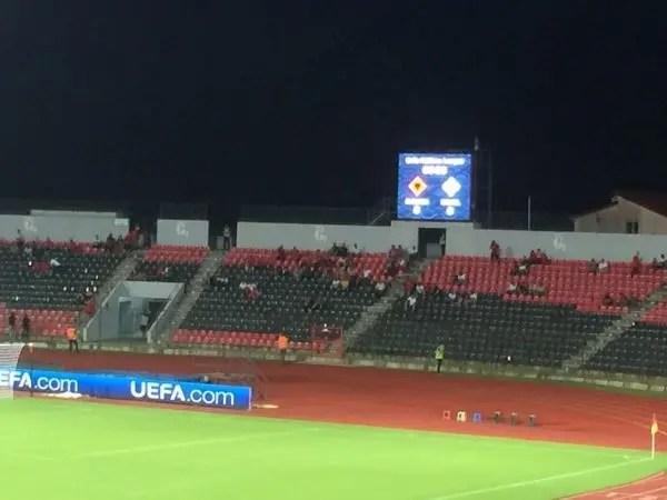 Pak minuta para ndeshjes, FSHF përgjysmon çmimet e biletave për Shqipëri-Izrael