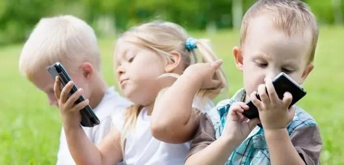 Shmangia e teknologjisë në fëmijërinë e hershme dhe të vonë…