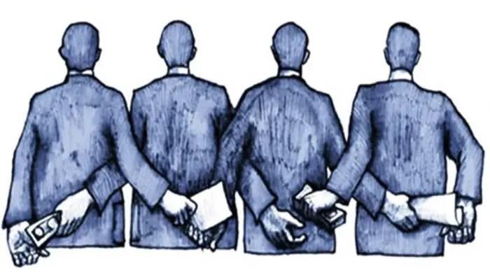 Korrupsioni: Ja perceptimi i opinionit publik