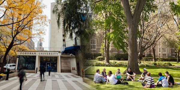 Fordham University Acceptance Rate