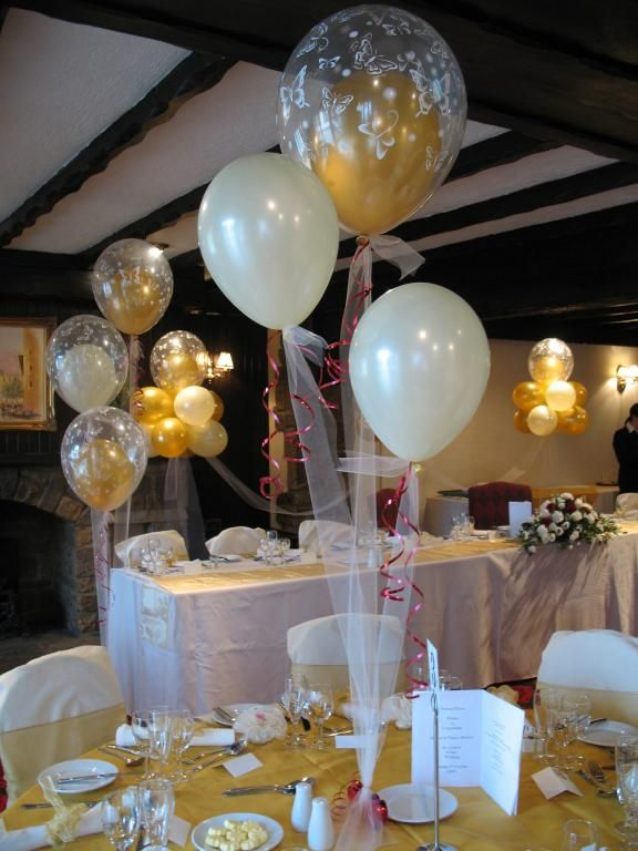 decoracion 50 aniversario bodas de oro