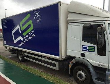 Rotulacion camiones santander cantabria