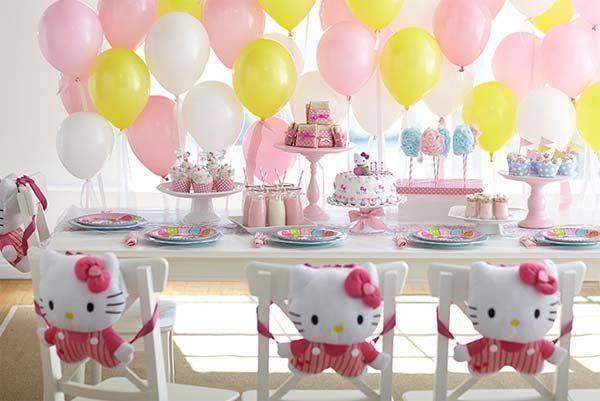 decoracion de cumpleaños infantil santander cantabria