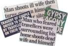 Headline-montage