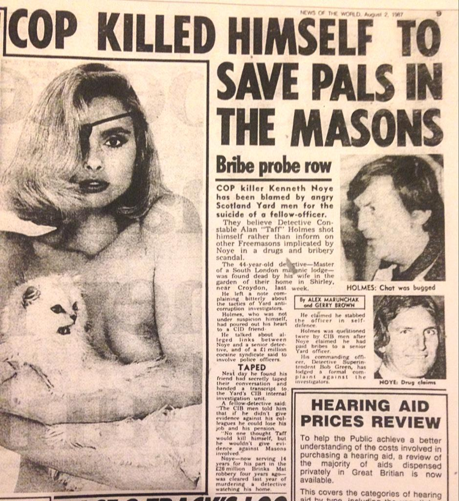 "Image result for ""operation russell"" police uk masonic"