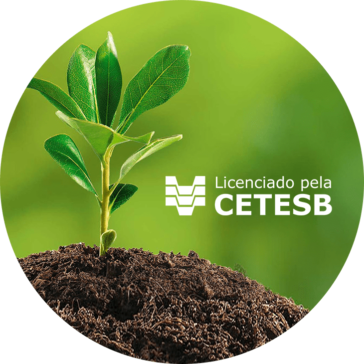 Licenciado pela Cetesb - InforWaste