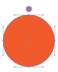 Cercle en vecteurs- miniature et agrandi