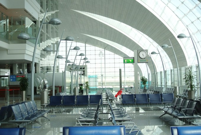top 10 most beautiful airports in the world Dubai