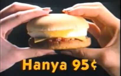 Info Santai: Harga McDonald tahun 1980an
