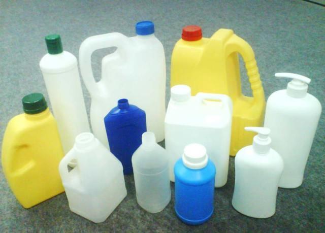 contoh plastik no 2 hdpe