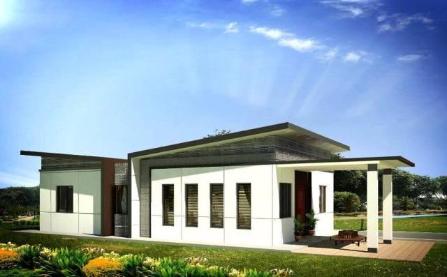 contoh rumah ibs