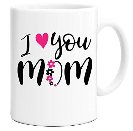 gelas i love you mom