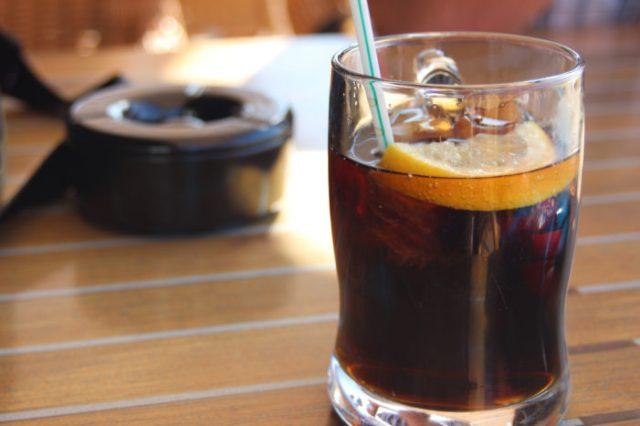 hentikan minum minuman bergula