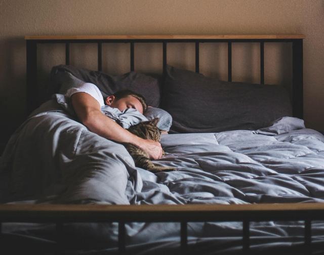 tips kuruskan badan dengan cukup tidur