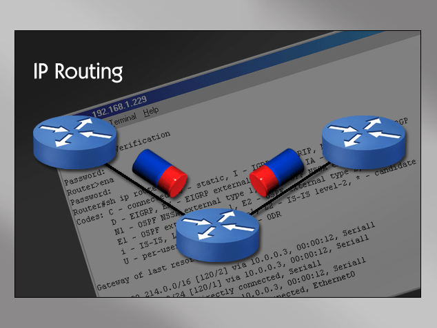 IP Routing | InfoSec.co.il
