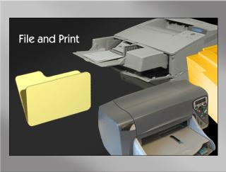 File and Print | InfoSec.co.il