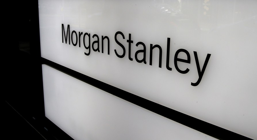 Morgan Stanley customer data compromised through third party provider